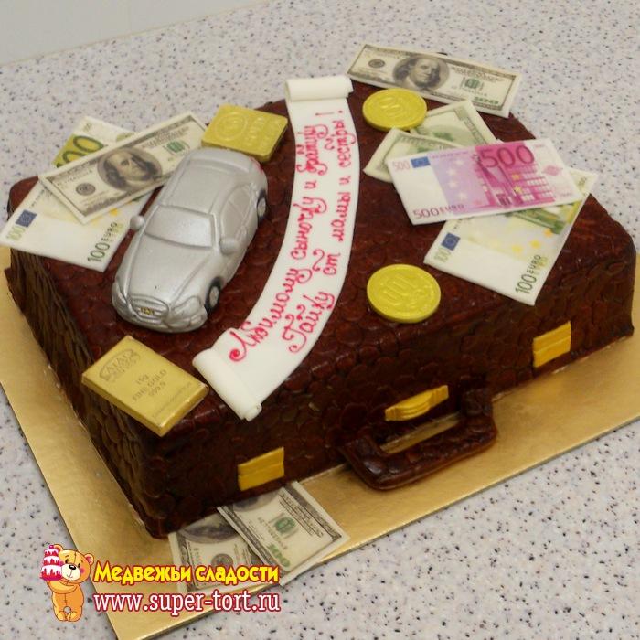 Празднечные торты для мужчины фото